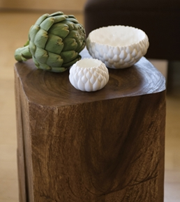 Shira Leah - Artichoke votive #32-14-009 :  candle holder home deco bowl home accent